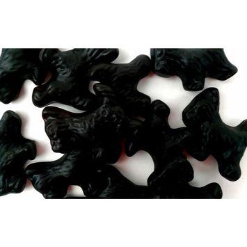 Licorice Scottie Dogs, Black, 5-Pound Bag [Standard Packaging]