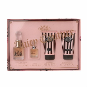 Juicy Couture 4 Piece Gift Set