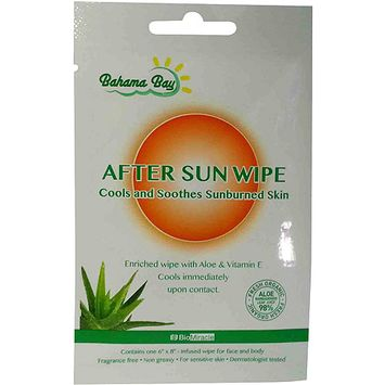 BioMiracle After Sun Wipes (10 Count)