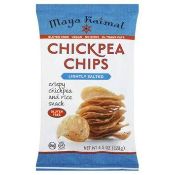 Maya Kaimal Chickpea Chips 4.5oz Pack of 12