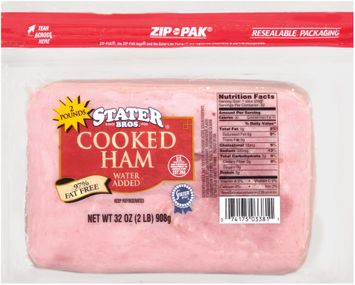 Stater bros Cooked Ham