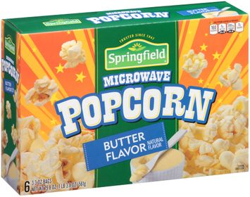 Springfield® Microwave Popcorn