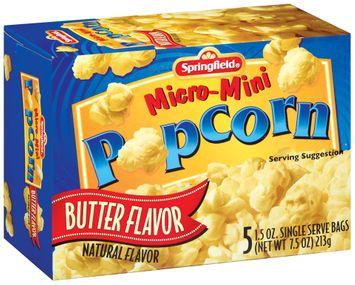 Springfield Micro-Mini Butter Flavor