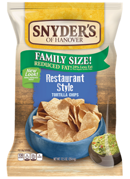 Snyder's Of Hanover Restaurant Style Tortilla Chips