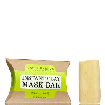 Uncle Harry's Instant Clay Mask Bar