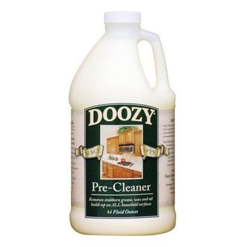 Doozy Pre-Cleaner, Economy Size, 64-Ounce
