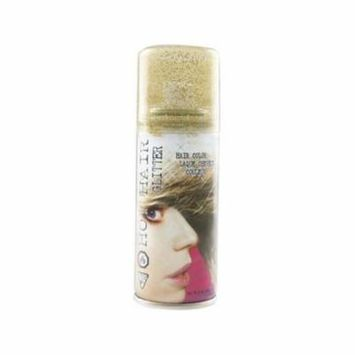 Adult Gold Glitter Hair Spray