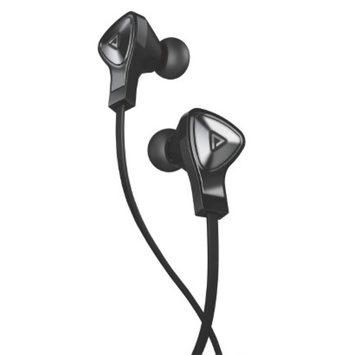 Monster Cable Monster DNA In-Ear Headphones - Black (MHDNAIEBKCAWW)
