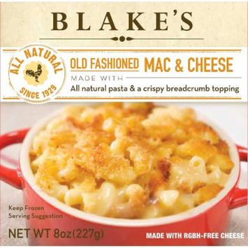 Blake's All Natural Foods Blake's All Natural Old Fashioned Macaroni and Cheese 8 oz