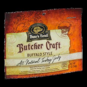 Boar's Head Butcher Craft Turkey Jerky Buffalo Style