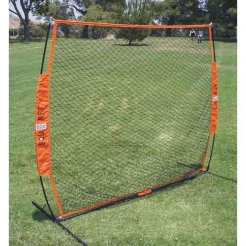 Bownet Portable Soft-Toss Baseball/Softball Net