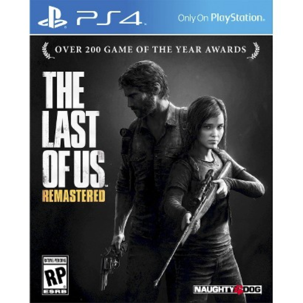Sony PlayStation 4 Naughty Dog The Last of Us: Remastered