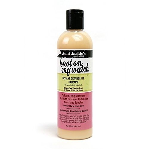 Aunt Jackie's Knot on My Watch Instant Detangling Therapy 12oz
