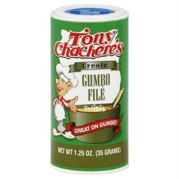 Tony Chachere's Creole Gumbo File' - 1.25 oz