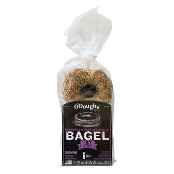 ODoughs ODoughs Bagel Thins, 6 ea