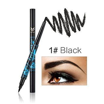 BigFamily Double Eyeliner Drawer Daily Long Lasting Waterproof Professional Makeup Cosmetic Tool