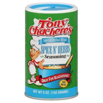 Tony Chachere's Special Herbal Blend Spice N' Herb Seasoning - 5 oz (Pack of 2)