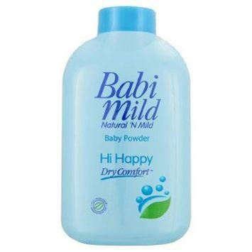 Babi Mild Baby Powder baby powder for baby (Double Milk Protein Plus, 100 grams.)