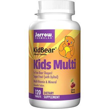 Jarrow Formulas KidBear Kids Multi 120 Tablets