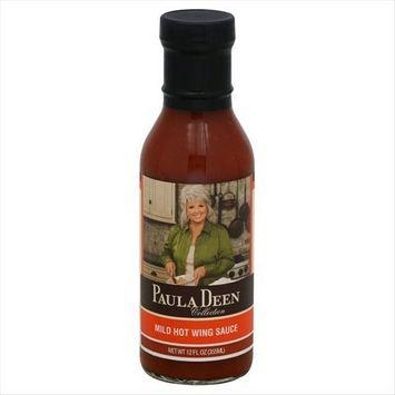 Paula Deen Sauce Wing Mld 12 Fo -Pack of 6