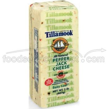 Tillamook Shredded Pepper Jack Cheese, 5 Pound -- 4 per case.
