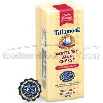 Tillamook Shredded Monterey Jack Cheese, 5 Pound -- 4 per case.