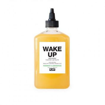 Bkdk, Llc Plant Wake Up Body Wash - Rosemary & Lemongrass - 9.5 oz