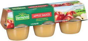 Springfield® Apple Sauce