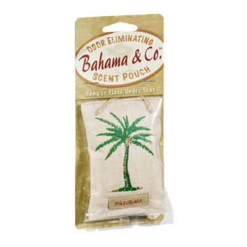Bahama & Co. Odor Eliminating Scent Pouch Pina Colada