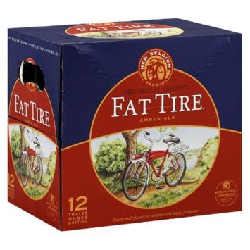 Fat Tire Amber Ale 12 oz