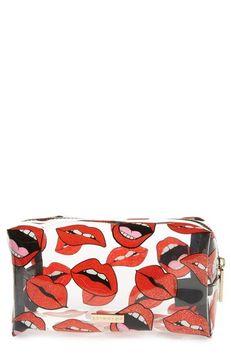 Skinnydip Skinny Dip Lips & Glitter Case, Size One Size - No Color