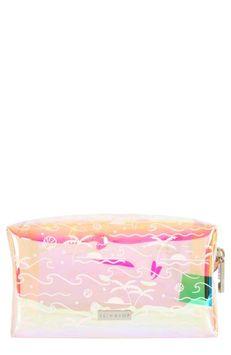 Skinnydip Skinny Dip Ocean Breeze Makeup Bag, Size One Size - No Color