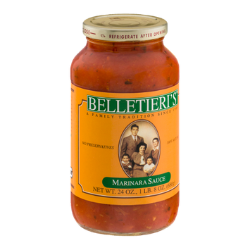 Belletieri's Marinara Sauce