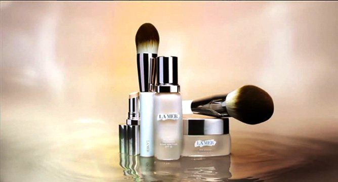 La Mer Makeup Is Officially Here