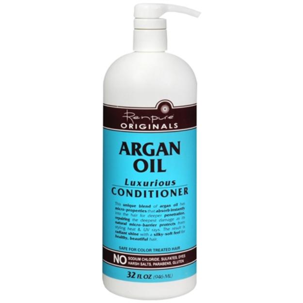Renpure Originals Argan Oil Luxurious Conditioner, 32 fl oz