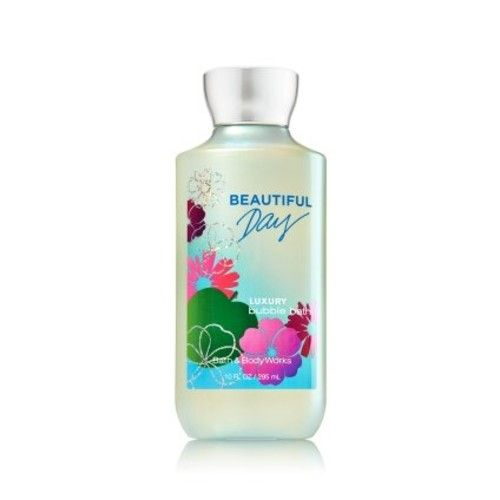 Bath & Body Works BEAUTIFUL DAY Luxury Bubble Bath