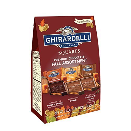 Ghirardelli Limited Edition Fall Assortment