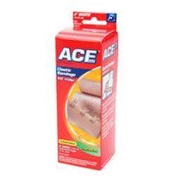 "Ace Elastic Bandage, E-Z Clips, 6"" wide"