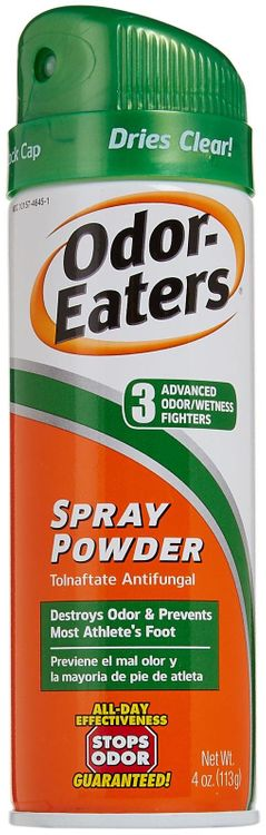 Odor-eaters Odor Eaters Antibacterial Foot and Sneaker Spray Powder, 4 oz