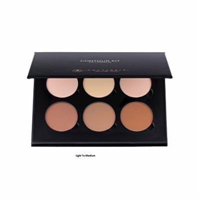 Anastasia Beverly Hills Contour Kit 3 Color Variations Light To Medium Reviews 2020