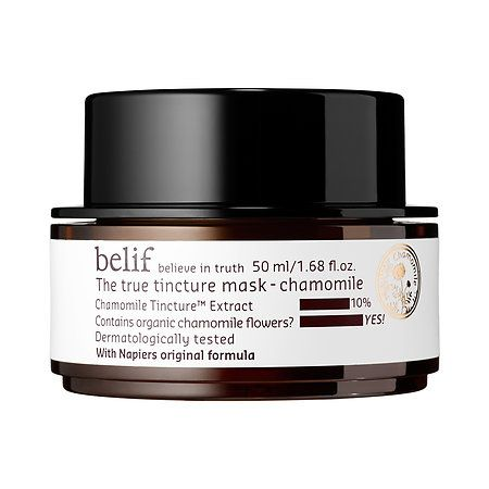 Slide: belif The True Tincture Mask - Chamomile 1.68 oz/ 50 mL