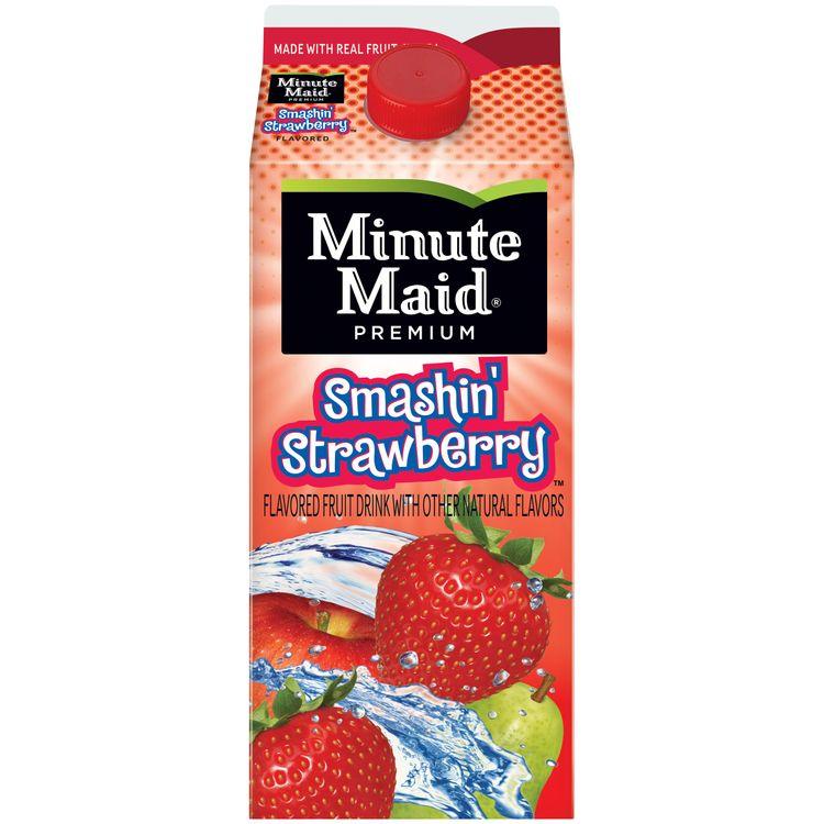 Minute Maid® Smashin' Strawberry™