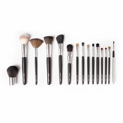 Vanity Planet Palette 15 Piece Professional Makeup Brush Set Black Reviews 2020
