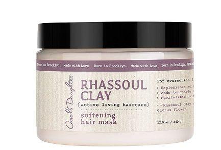 Carol's Daughter Rhassoul Clay Softening Hair Mask