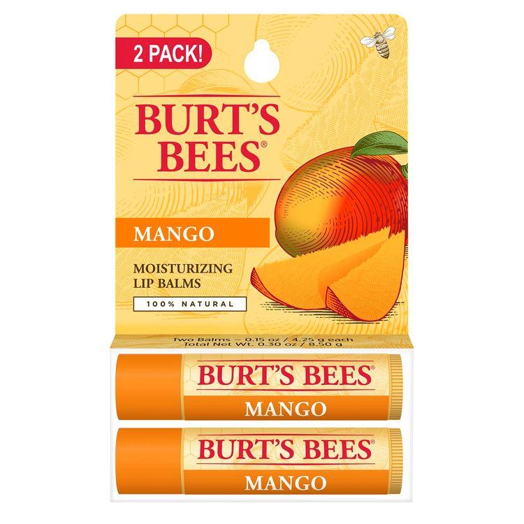 Mango Lip Balm - Twin Pack