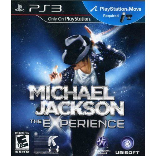 Michael Jackson The Experience PS3-Move by PS3