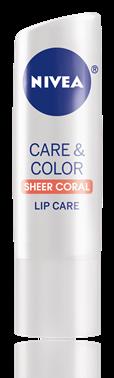 NIVEA Care & Color Lip Care