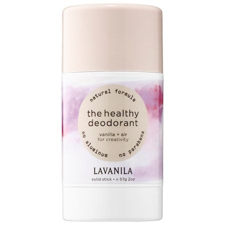 LAVANILA The Healthy Deodorant - The Elements Collection Vanilla + Air for Creativity