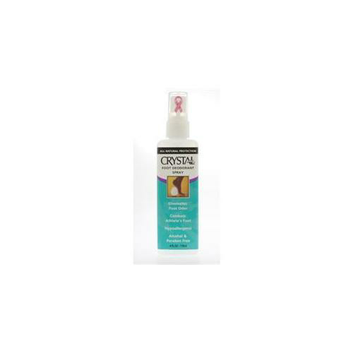 Crystal Deodorant 44187  Foot Deodorant Spray