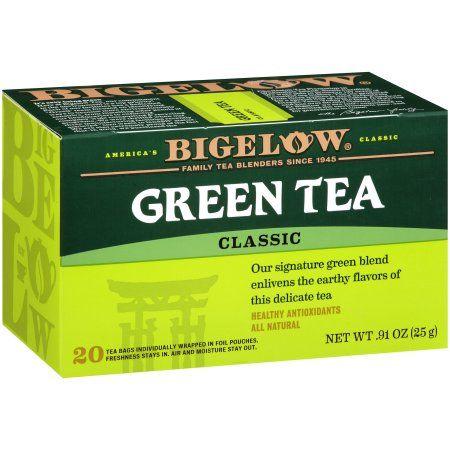 Bigelow Tea - Green Tea - 20 Tea Bags